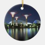 Jardines por la bahía Singapur Adornos De Navidad