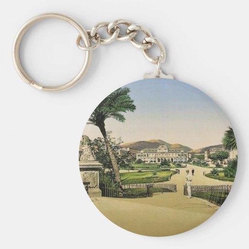 Jardines públicos y casino municipales, Niza, Rivi Llaveros