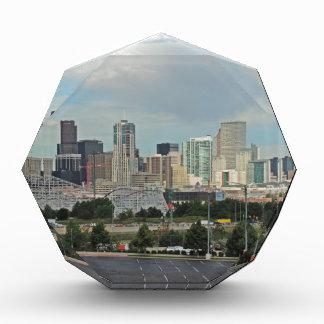Jardines y la Denver céntrica Colorado SK de