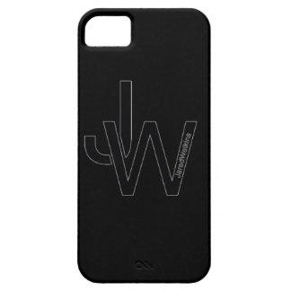 JaredWatkins black logo iPhone 5/5s case iPhone 5 Case