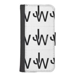 JaredWatkins logo iPhone 5/5s wallet case iPhone 5 Wallets