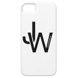 JaredWatkins white logo iPhone 5/5s case iPhone 5/5S Cover