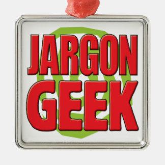 Jargon Geek Ornament