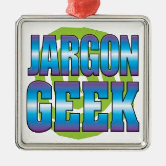 Jargon Geek v3 Christmas Ornament
