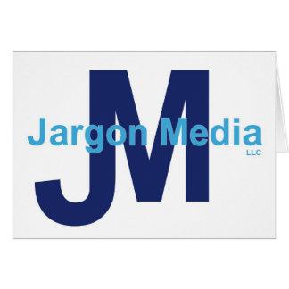 Jargon Media LLC Card