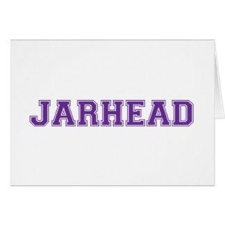 Jarhead Card