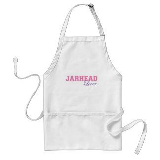 Jarhead Lover Adult Apron