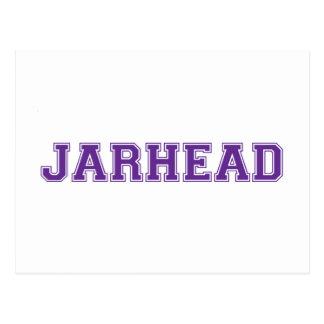 Jarhead Postcard