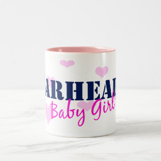 Jarhead's Baby Girl Coffee Mug