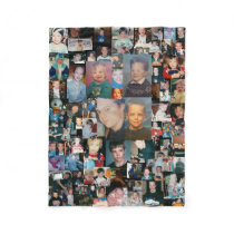 Jarid Memorial Fleece Blanket