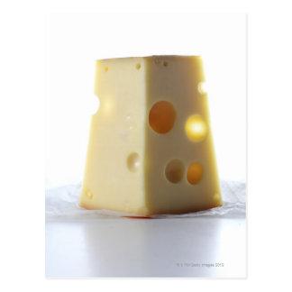 Jarlsberg Cheese Slice Postcard