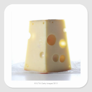 Jarlsberg Cheese Slice Stickers