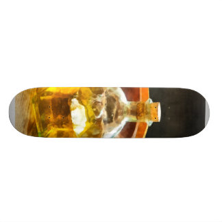 Jarra de aceite tablas de patinar