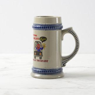 jarra de cerveza chauffard