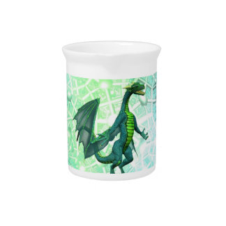 Jarra de la respiración de los dragones