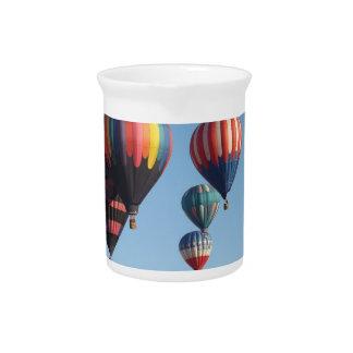 Jarra de surgimiento de los globos