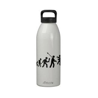 Jarra del béisbol botella de beber