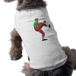 Jarra del béisbol camisas de perritos