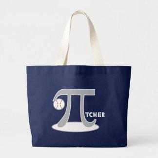 Jarra del béisbol - pi divertido bolsas
