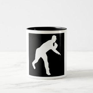 Jarra del béisbol taza
