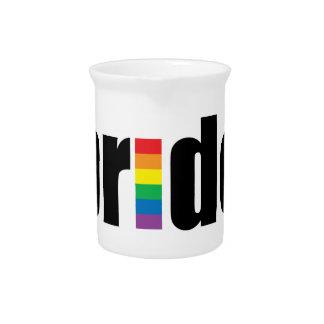 Jarra del orgullo gay