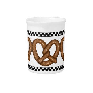 Jarra del pretzel