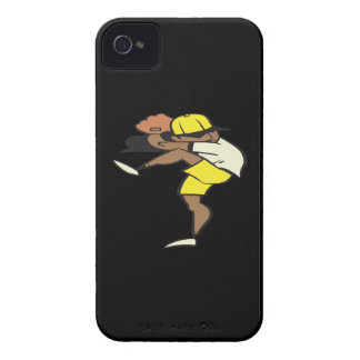 Jarra del softball carcasa para iPhone 4 de Case-Mate