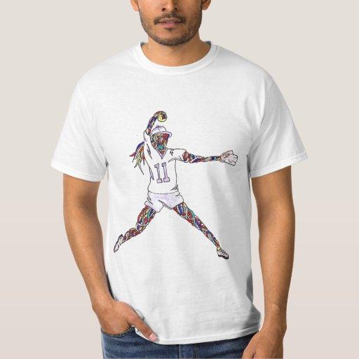 Jarra del softball playera