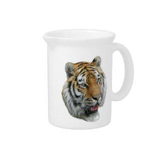 Jarra principal del tigre