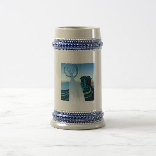 jarra tazas
