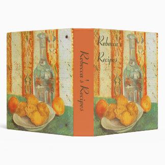 """Jarra y limones en la placa, Vincent van Gogh Carpeta 1 1/2"""""""