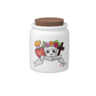 Jarre Frida Coils Candy Dishes