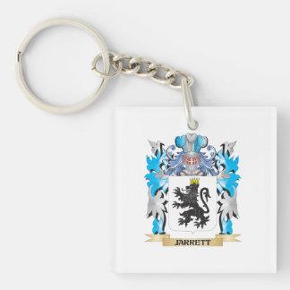 Jarrett Coat of Arms - Family Crest Acrylic Key Chain