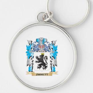 Jarrett Coat of Arms - Family Crest Keychain
