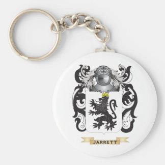 Jarrett Coat of Arms (Family Crest) Keychain