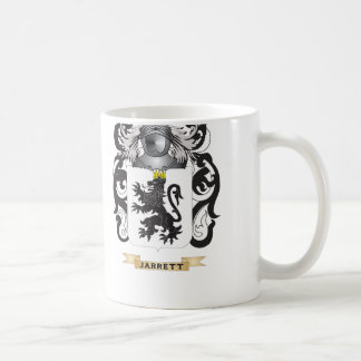 Jarrett Coat of Arms (Family Crest) Classic White Coffee Mug