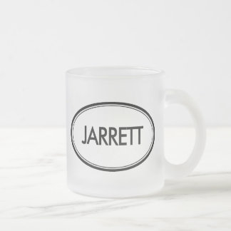 Jarrett Frosted Glass Coffee Mug
