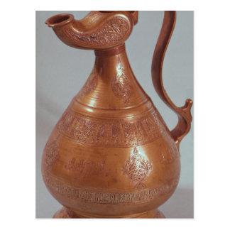 Jarro, de Khorasan, Irán, 1218 Tarjetas Postales