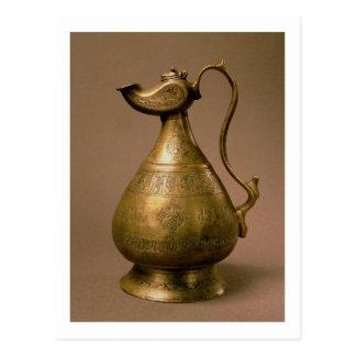 Jarro de Nakhtchivan, Persia, 1190 (586 Hijra) (e Postal