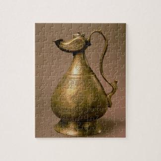 Jarro de Nakhtchivan, Persia, 1190 (586 Hijra) (e Rompecabezas Con Fotos