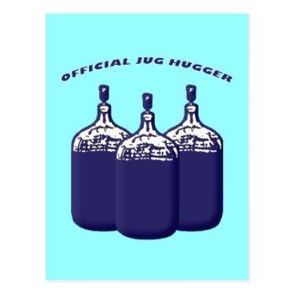 Jarro oficial Hugger Postal