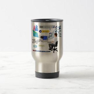 Jarro para Cafe Travel Mug