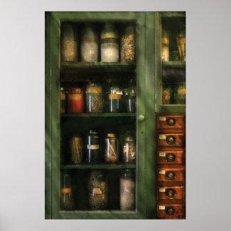Jars - Ingredients II Print