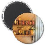 Jars - Kitchen Shelves Refrigerator Magnet