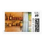 Jars - Kitchen Shelves Stamps