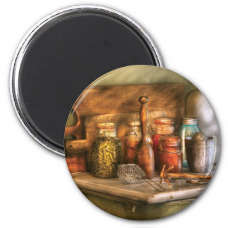 Jars - The process of canning Magnets