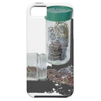 JarsOfGears040515.png iPhone SE/5/5s Case