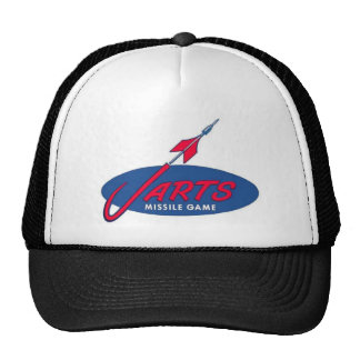 Jarts Hat - Lawn Darts Hat