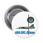 jas-39 Gripen NTM 2009 Pin
