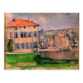 Jas de Bouffan, 1885-87 Postcard